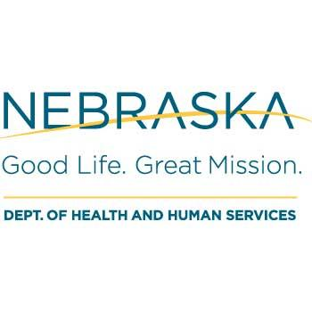 Nebraska Department of Health and Human Services logo